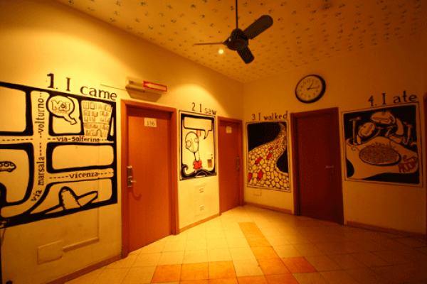 M and J Place Hostel