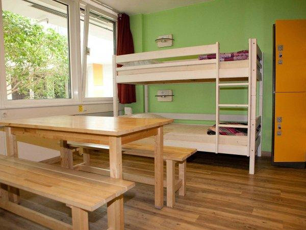 wombat's CITY Hostel – Munich