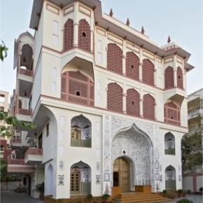 Hostelek és Ifjúsági Szállások - Umaid Mahal