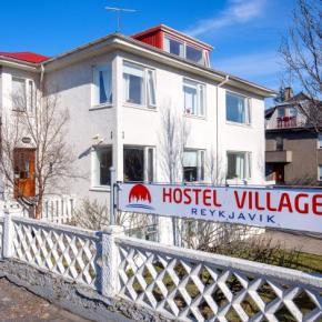 Hostelek és Ifjúsági Szállások - Reykjavik Hostel Village