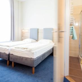 Hostelek és Ifjúsági Szállások - JORDAN Guest Rooms