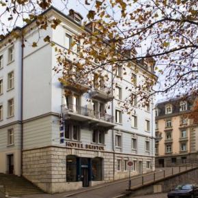 Hostelek és Ifjúsági Szállások - Hotel Bristol Zurich