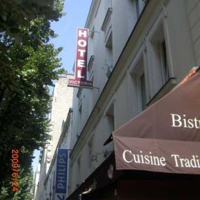 Hostelek és Ifjúsági Szállások - Hotel Victoria - Paris