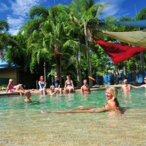 Hostelek és Ifjúsági Szállások - Nomads Cairns