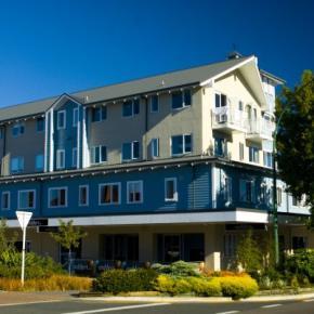 Hostelek és Ifjúsági Szállások - Base Taupo