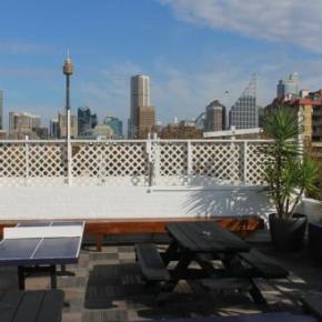 Hostelek és Ifjúsági Szállások - Sydney Central Backpackers