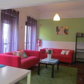 Hostelek és Ifjúsági Szállások - Baluarte Citadino - Stay Cool Hostel