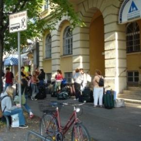Hostelek és Ifjúsági Szállások - HI Munich City