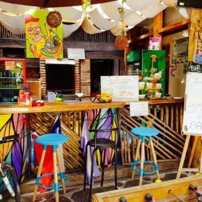 Hostelek és Ifjúsági Szállások - The Princesa Insolente Hostel