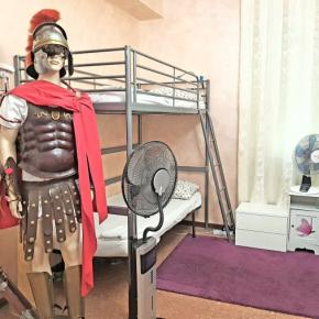 Hostelek és Ifjúsági Szállások - Dreaming Rome Hostel