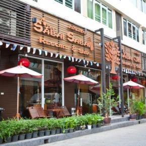 Hostelek és Ifjúsági Szállások - Sabai Sabai@Sukhumvit Hotel
