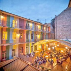 Hostelek és Ifjúsági Szállások - Casa de la Musica