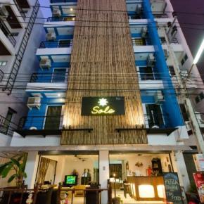 Hostelek és Ifjúsági Szállások - Hotel Sole
