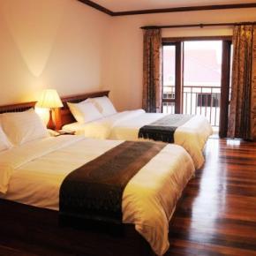 Hostelek és Ifjúsági Szállások - Cheathata Angkor Hotel