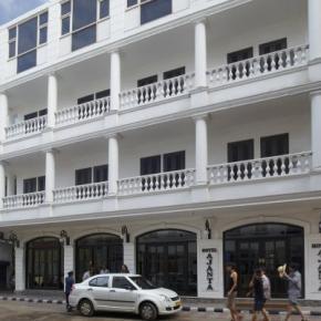 Hostelek és Ifjúsági Szállások - Hotel Ajanta