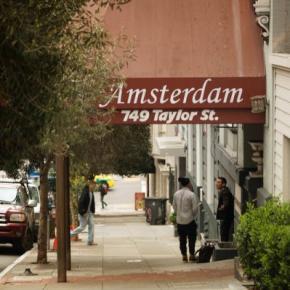 Hostelek és Ifjúsági Szállások - Amsterdam San Francisco Hostel