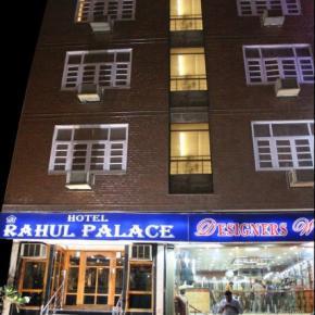 Hostelek és Ifjúsági Szállások - Hotel Rahul Palace
