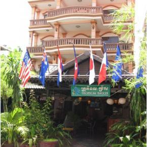 Hostelek és Ifjúsági Szállások - Tropical Breeze Guesthouse