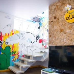 Hostelek és Ifjúsági Szállások - Hostel Alice
