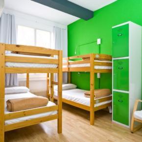 Hostelek és Ifjúsági Szállások - Madrid Motion Hostel