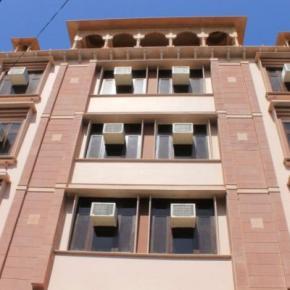 Hostelek és Ifjúsági Szállások - Hotel Ramsingh Palace