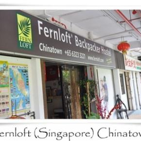 Hostelek és Ifjúsági Szállások - Fernloft (Singapore) Chinatown