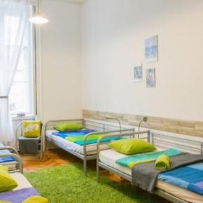 Hostelek és Ifjúsági Szállások - Friends Hostel Budapest