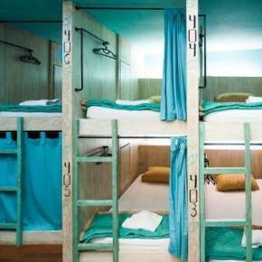 Hostelek és Ifjúsági Szállások - Nau Here