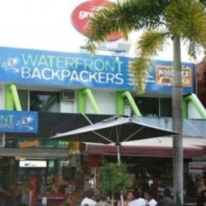 Hostelek és Ifjúsági Szállások - Waterfront Backpackers