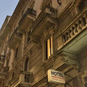 Hostelek és Ifjúsági Szállások - Hotel Ambrosiana