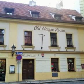 Hostelek és Ifjúsági Szállások - Old Prague House