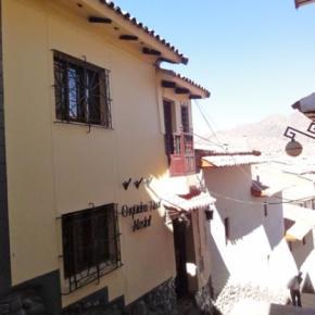 Hostelek és Ifjúsági Szállások - Orquidea Real Hostal