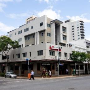 Hostelek és Ifjúsági Szállások - Base Brisbane Uptown