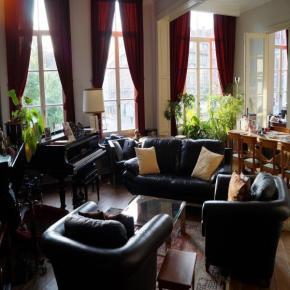 Hostelek és Ifjúsági Szállások - The Captain's Guesthouse Brussels