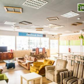 Hostelek és Ifjúsági Szállások - Urban Garden Hostel