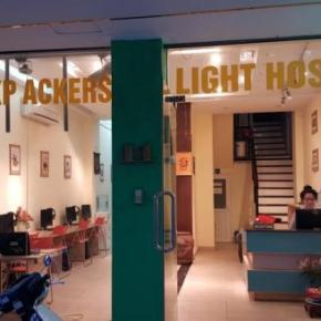 Hostelek és Ifjúsági Szállások - Hanoi Light Backpackers Hostel