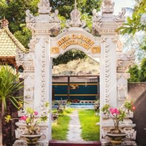 Hostelek és Ifjúsági Szállások - Nusa Garden Bungalow