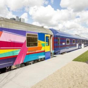 Hostelek és Ifjúsági Szállások - Train Lodge Amsterdam