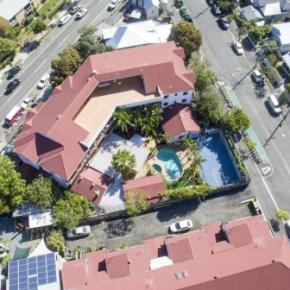Hostelek és Ifjúsági Szállások - Brisbane Backpackers Resort