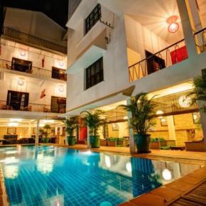 Hostelek és Ifjúsági Szállások - Villa Silk Road Hotel