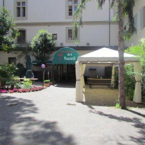 Hostelek és Ifjúsági Szállások - Hostel 7 Santi