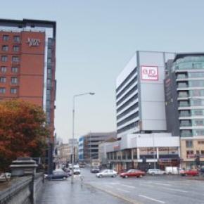 Hostelek és Ifjúsági Szállások - Euro Hostels Glasgow