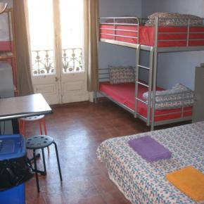 Hostelek és Ifjúsági Szállások - Backpackers House BCN