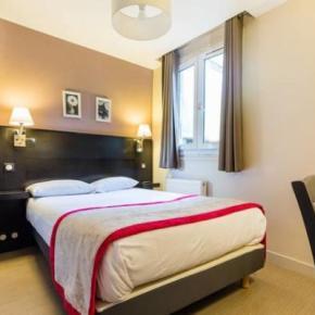 Hostelek és Ifjúsági Szállások - Hotel Bonsejour Montmartre