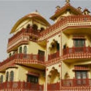 Hostelek és Ifjúsági Szállások - Umaid Bhawan Hotel