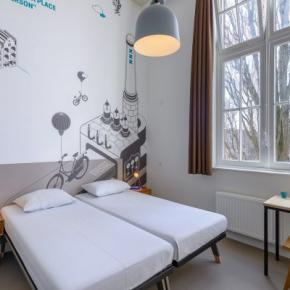 Hostelek és Ifjúsági Szállások - Stayokay Amsterdam Oost