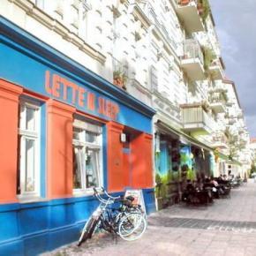 Hostelek és Ifjúsági Szállások - Lette'm Sleep Hostel Berlin