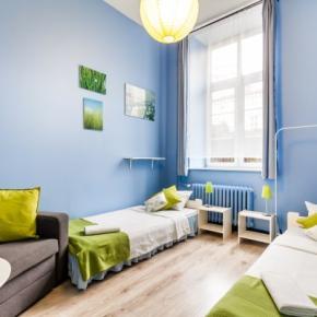Hostelek és Ifjúsági Szállások - The Secret Garden Hostel