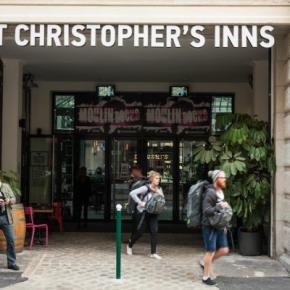 Hostelek és Ifjúsági Szállások - St Christopher's Inn Gare du Nord