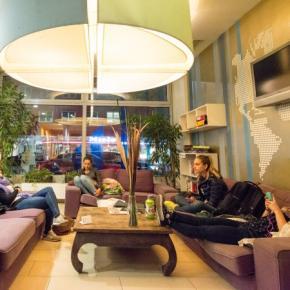 Hostelek és Ifjúsági Szállások - wombat's CITY Hostels Vienna – the LOUNGE